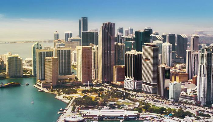 oficina en Miami