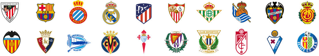 laliga-logos-equipos-etiqueta