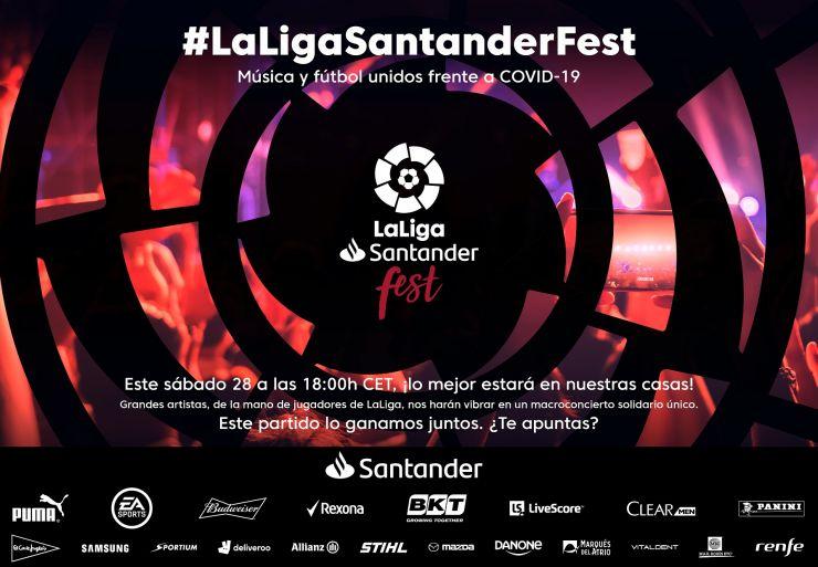 LaLigaSantanderFest