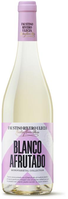 monovarietales FaustinoRivero Blanco Afrutado